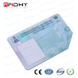 F08 de preimpresión de Doble Frecuencia UHF+tarjeta RFID