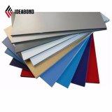 Cor azul ou cinza pintados de PVDF Painel Composto de alumínio (AF-360)