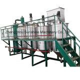 5t/d'huile comestible Raffinerie raffinage de l'huile de tournesol la machine