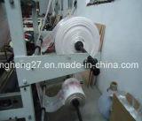 Linhas dobro saco de rolamento da veste que faz a máquina com aprovaçã0 do GV