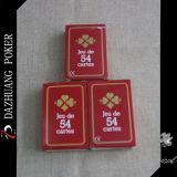 Canasta do póquer da ponte dos cartes de Jeu De 54