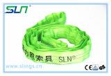 Estilingue redondo infinito do verde 2t*1m com Ce/GS