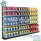 Einzelhandelsgeschäft-Bildschirmanzeige-Zahnstangen-Lebensmittelgeschäft-Gondel-Fach-Supermarkt-Regal