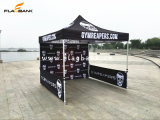 Sublimation 3 X 3m Aluminium Frame Portable Folding Canopy Tent