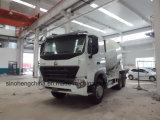 HOWO 6m3 Betoneira veículo transporte concretas Zz1257N3247c