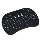Mini mando a distancia multimedia portátil inalámbrico Air Mouse Teclado de ordenador