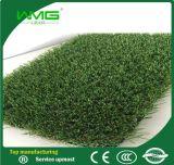 Herbe artificielle élevée de Quuality d'herbe fausse