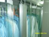 China-Extruder flexibles transparentes Belüftung-Plastikblatt