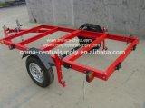 A venda quente do fabricante galvanizou 4 ' o reboque Foldable de X 8 ' (CT0020A)