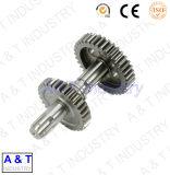 CNC Aangepaste Delen van de Machine van het Malen van het Roestvrije Staal van de Legering van het Aluminium