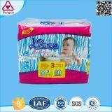 Les couches pour bébés à bas prix en vrac de l'emballage