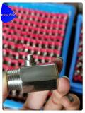 Projeto novo de aço Válvula-Inoxidável de Mxf da mini esfera AISI316