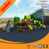 Парк атракционов игрушки детей пластичный, напольная фабрика оборудования спортивной площадки