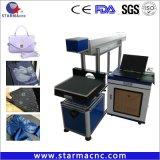 Laser die van Co2 van het Gewicht van Starmacnc 150kgs 30W 55W 60W de Goede Machine voor Non-Metal Gravure merken