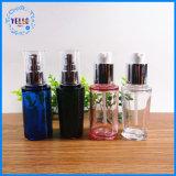 Fles van het Huisdier van de luxe de Kosmetische Plastic voor de Producten van de Zorg van de Huid