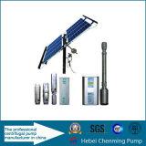 Pompes solaires à eau submersible DC haute qualité pour l'agriculture