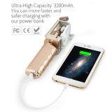 De la fábrica palillo de Selfie de la venta directo con la batería de la potencia
