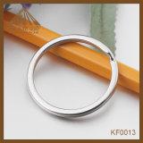 Отделка никеля ключевого кольца сбывания 30mm способа славная горячая плоская