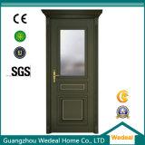 Porta de madeira de PVC para projeto de hotel (WDHO23)