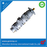 Rad-Ladevorrichtungs-Zahnradpumpe 705-55-34190 für Ersatzteile KOMATSU-Wa380-3