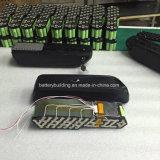 pacchetto della batteria della E-Bici del pacchetto 14s4p 52V 11.6ah Hailong/Hl della batteria dello squalo di 52V Panasonic 11.6ah