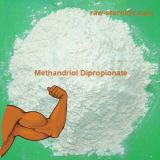 3593-85-9 Dipropionate Methandriol порошка стероидов для увеличения мышцы