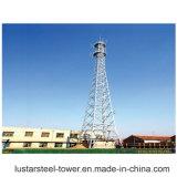 30-50 alberi della torretta 4G dei tester e torretta radiofonici di telecomunicazione