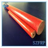 FRPの安全3mフラッグポール、ポーランド人、GRP棒を折るガラス繊維