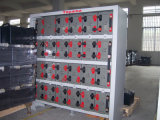 Batterie arrière du remisage des batteries de fil RPA vers le haut de la batterie 12V