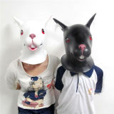 Halloween Costumes (TX-HM001) 동안 Cosplay Costume Mask Plastic Face Mask