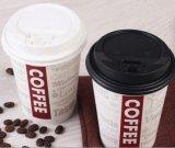 Couvercle de la tasse de café tasse à café en plastique du couvercle du couvercle de café