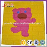 공장 직접 전체적인 판매 다채로운 스티커 종이, 3D 벽 스티커