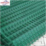 良質の安い塀のパネルか三角の曲がる金網のFence/3Dによって溶接される防御フェンス