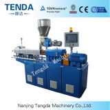 Tsh-30 PVC Small / Lab Plastic Granules Single Screw Extruder