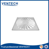 Dekorativer runder Luft-Strudel-Diffuser (Zerstäuber) für Ventilations-Gebrauch