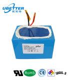 Cilíndrico LiFePO4 Batería Customzied Capacidad 3ah 15ah 60ah 80ah o más 24V para la pesca de la máquina y el dispositivo Pesquería Instrumento Pesca Lámpara de almacenamiento de energía