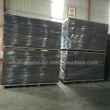 Espuma de PVC 4X8 Placa de rodapé a folha de PVC preto