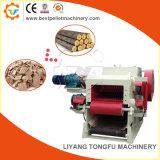Fonctionnement simple en bois électrique Chipper et destructeur pour la vente de la machine