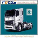 Camion della testa del trattore della Cina Cnhtc HOWO A7 420HP, trattore terminale Port
