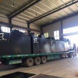 廃水のための地下の汚水処理装置のプラント