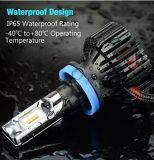 G4 8000 루멘 극단적으로 밝은 H11 H8 H9 한세트 LED 헤드라이트