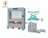 macchina calda idraulica della pressa di luce del giorno calda Press/15 del compensato 600t