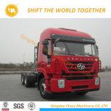 Hongyan Tractor pesado de camiones, 480 CV 10 Wheeler, 6X4 camión tractor para la venta