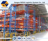 Electrostatic Powder Coating Steel Heavy Duty Pallet Rack