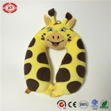 Giraffe Rhinoceros Tiger New Baby Neck Support Pillow with Button