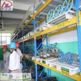 ISO9000 certifica il racking d'acciaio selettivo del pallet
