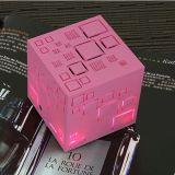 Créatrice de Cube Mini haut-parleur sans fil Portable LED boîte sonore stéréo lecteur MP3 Enceintes caisson de basses