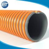 O PVC flexível personalizadas de glúten de alta do tubo corrugado de borracha do tubo