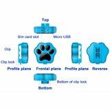 Traqueur imperméable à l'eau de GPS pour l'animal familier avec l'alarme Anti-Détruite (V32)