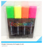 4PCS 11.5cm * 2.2cm Highlighter Marker Pen